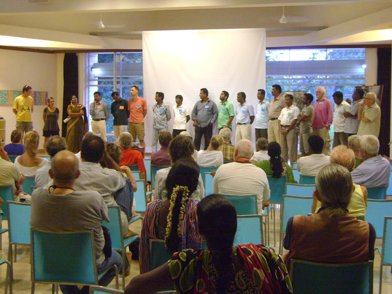 Photographer:Shamika | New proposed Working Committee