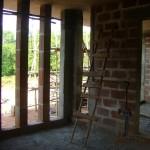 Auroville Farewell Facility in progress