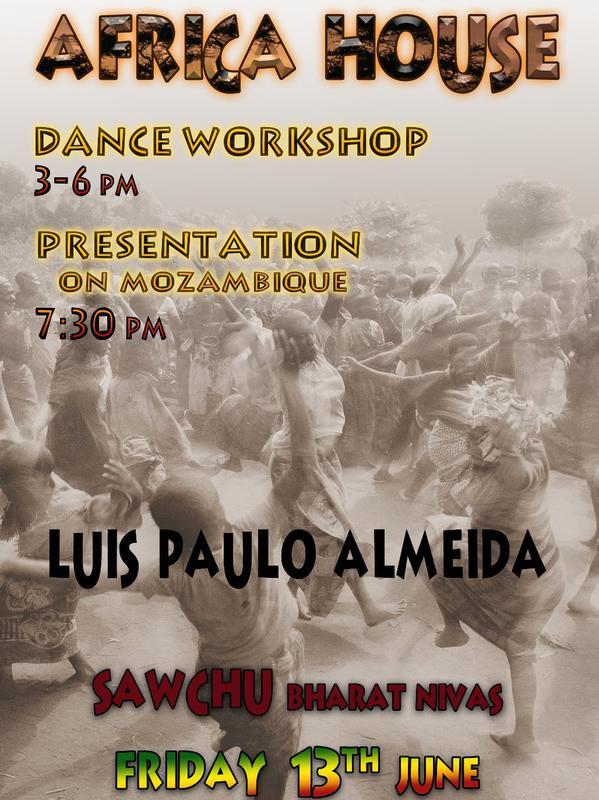 Photographer:web   Africa House - Dance worksoph on African dances