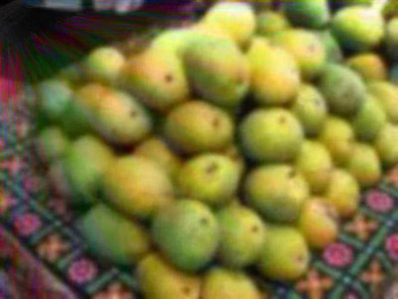 Photographer:web | carbide ripen mangoes
