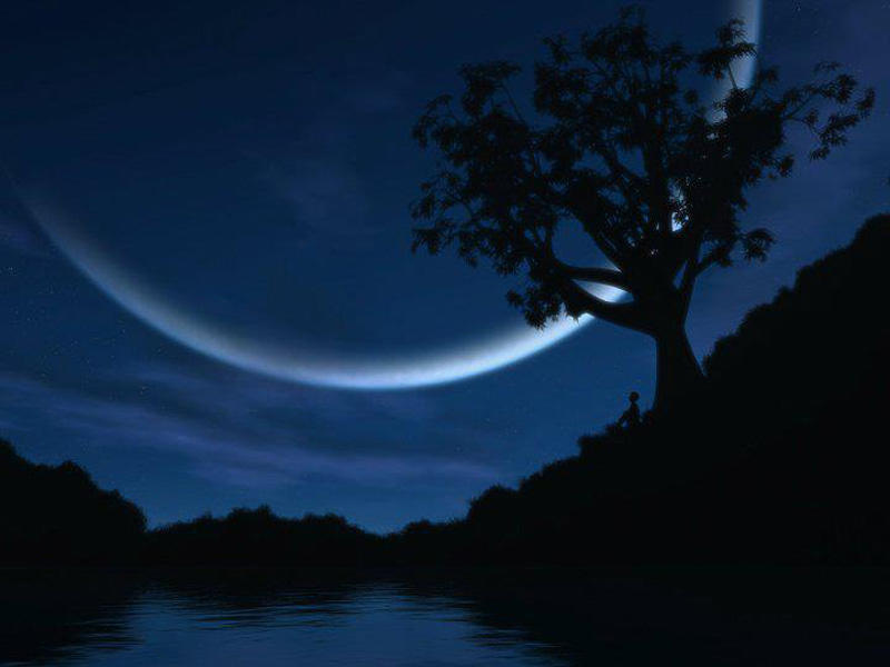 Photographer:web | New Moon in Cancer