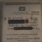 TNEB meter