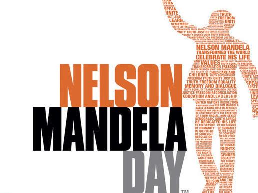 Photographer:web | Nelosn Mandela Day , Friday 18th of July at 5pm at Unity Pavilion