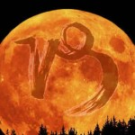 Super Moon in Capricorn