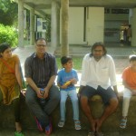 Family from Pondicherry