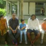 Family from Pondicherry