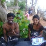 Kumaran and Tina