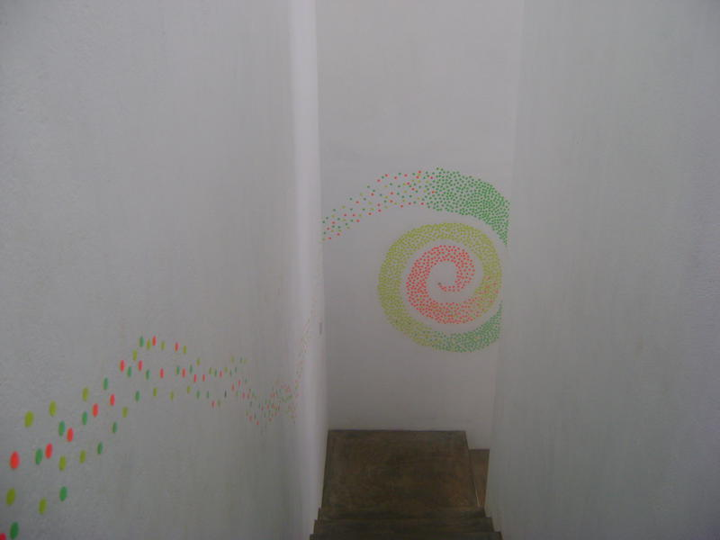 Photographer:Amelia | Art Instalation on theme circles