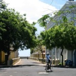 Sri Aruobindo Ashram, Rue Suffren Pondicherry