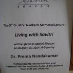 Savitri Bhavan - Living with Savitri