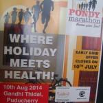 Marathon in Pondy