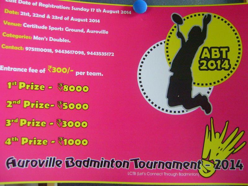 Photographer:web | Badminton Tournament