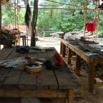 Carpentry Shed