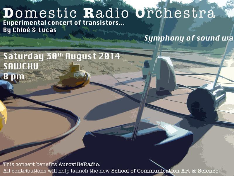 Photographer:Clara | Domestic RAdio Orchestra