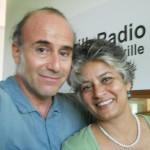 Andrea and Renu