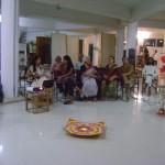 Manoj's presentation audience