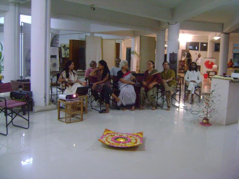 Photographer:Amelia | Manoj's presentation audience