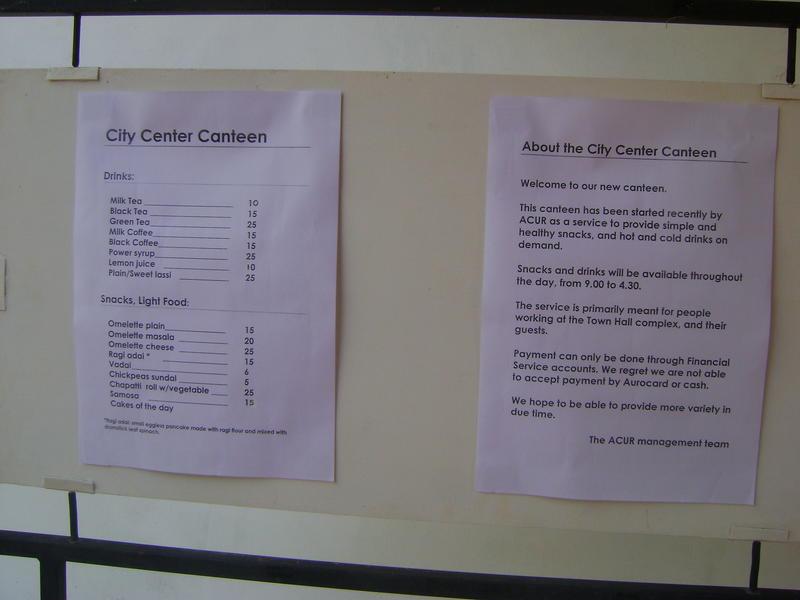 Photographer:Clara | City Center Canteen