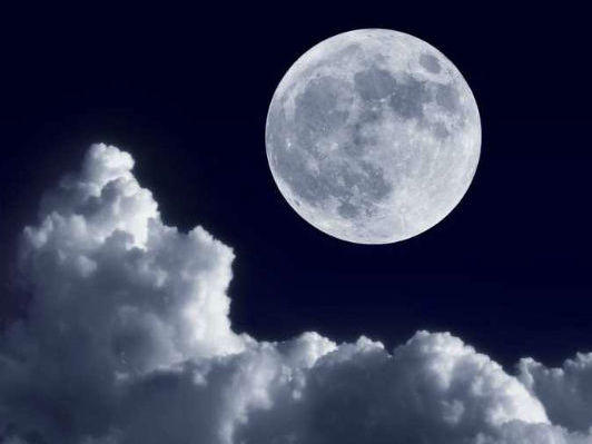 Photographer:web | Full Moon is Pisces