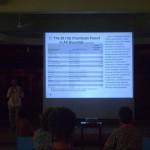 Margarita's presentation