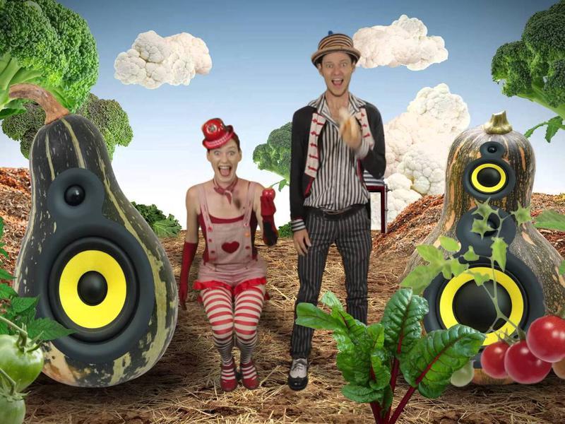 Photographer:web | Formidable Vegetable Sound System