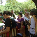Sing for Climate Change at Solar Kitchen 27th of September