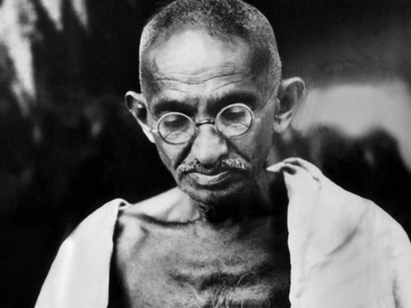 Photographer:web | Mahatma Gandhi's birthday