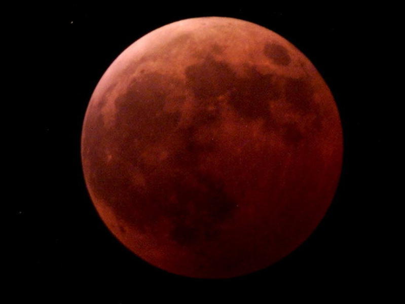 Photographer:web | Blood Moon 8th of Octoboer Lunar Eclipse