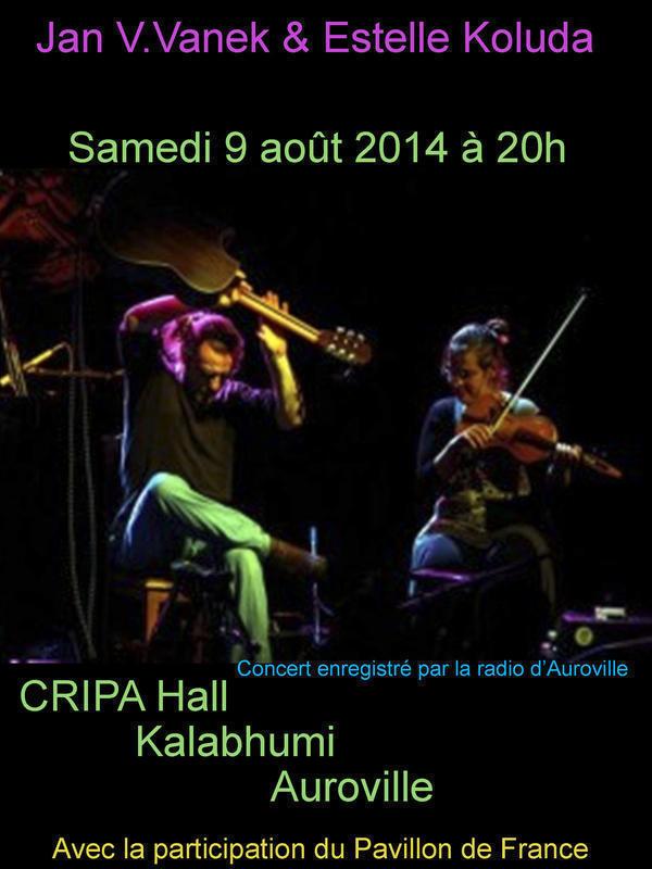 Photographer:Pavillon de France   Concert