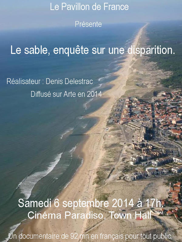 Photographer:Pavillon de France | Documentaire
