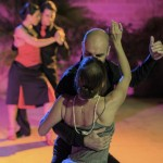 Opening night of the Auroville Holi Tango Festival 2014