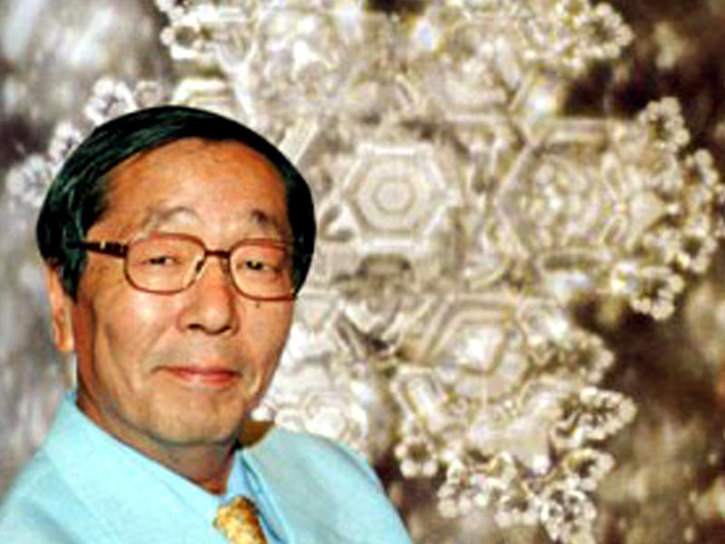 Photographer:web | Dr. Masaru Emoto passed on 17th of October