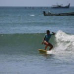 <b>Suhasini wins Surf Competition</b>