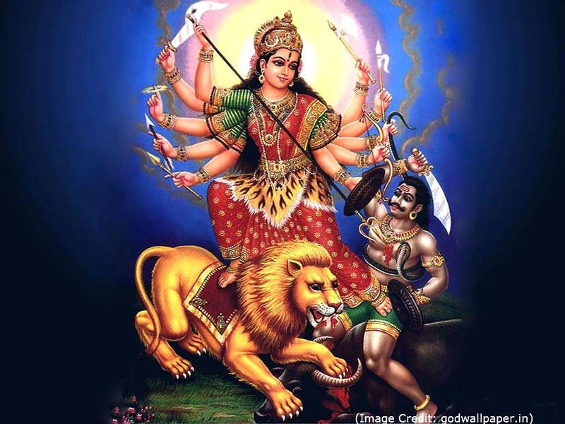 Photographer:http://godwallpaper.in/ | Durga