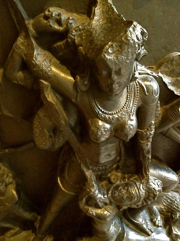 Photographer:Courtesy: http://idkpal.wordpress.com/ | Durga British Museum