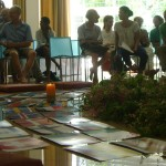 presentations of Paviliong Groups of International Zone at Unity Pavilion
