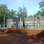 Sanjana housing project - electrical  room