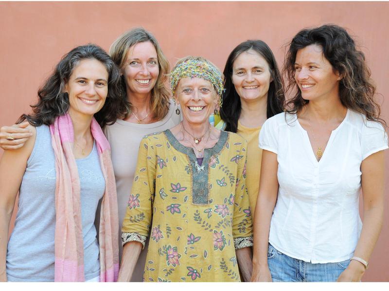 Photographer:Lilaloka Team | Left to Right Yvelise, Aikiya, Anna, Veronique and Sandrine