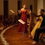 <b>Harp and Voice Italian Arias</b>
