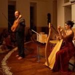 Maestro Enrico Euron and Anna Gaelle Cuif