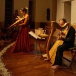 Medieval and Renaissance Music Concert with Maestro Enrico Euron and Anna Gaelle Cuif