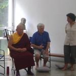<b>Rinpoche visits Last School</b>