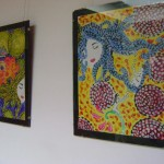 Pitanga - Exhibiton of art work by students of Future School