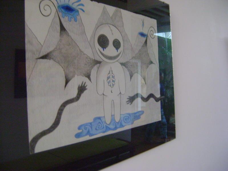Photographer:Barbara   Pitanga - Exhibiton of art work by students of Future School