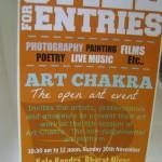 Art Chakra on Sunday at 10am BN at IZ