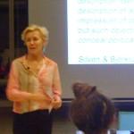 Mrs. Helene Larsson Pousette