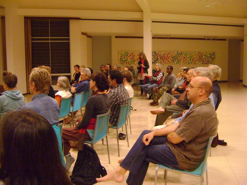 Photographer:Monireh | Talk on National identity explored through cultural heritage, art objects