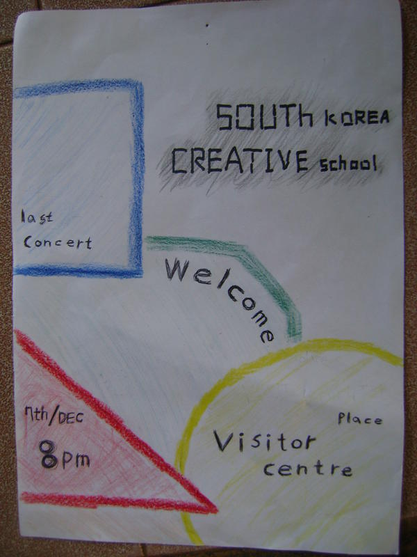 Photographer:Martha | World Travelling School from Korea at VC on 7th at 8pm