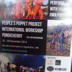 People's Puppet Project Pondihcerry