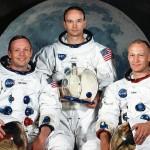 Armstrong, Collins, Aldrin- Apollo 11